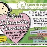 TALLER EDUCACIÓN EMOCIONAL PARA NIN@S